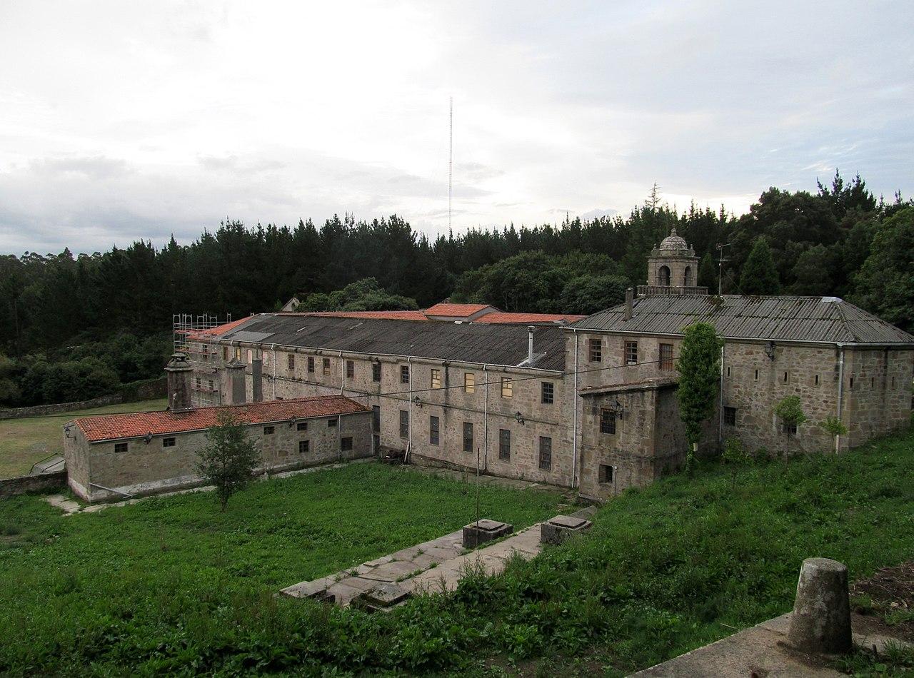El monasterio de Santa Catalina