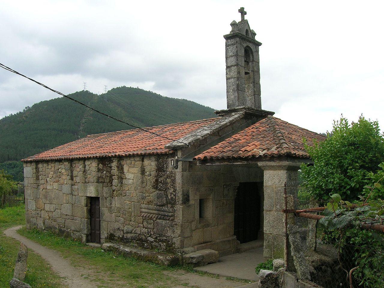 La capilla de San Xes de Francelos