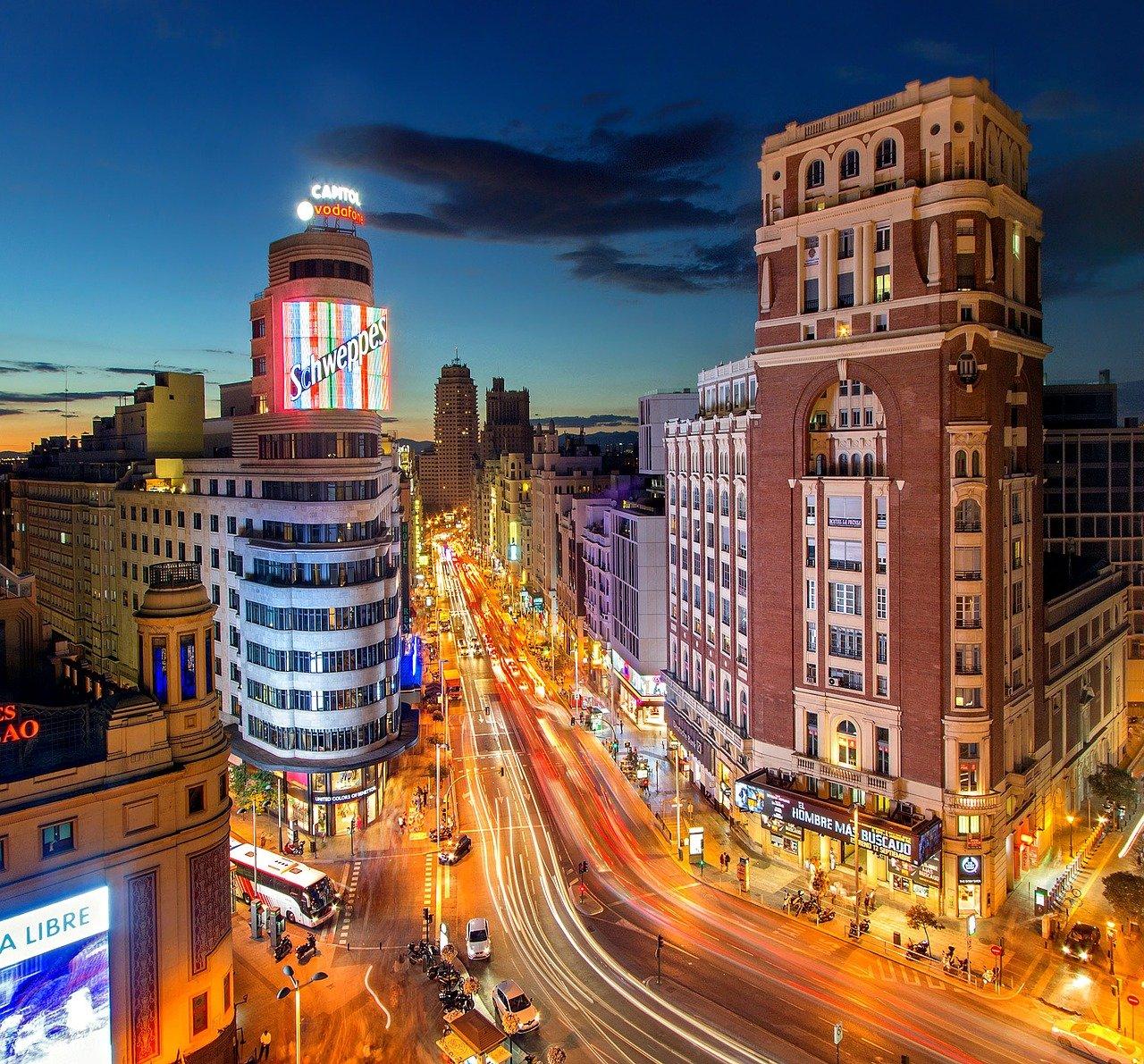¿Dónde comer en Madrid?