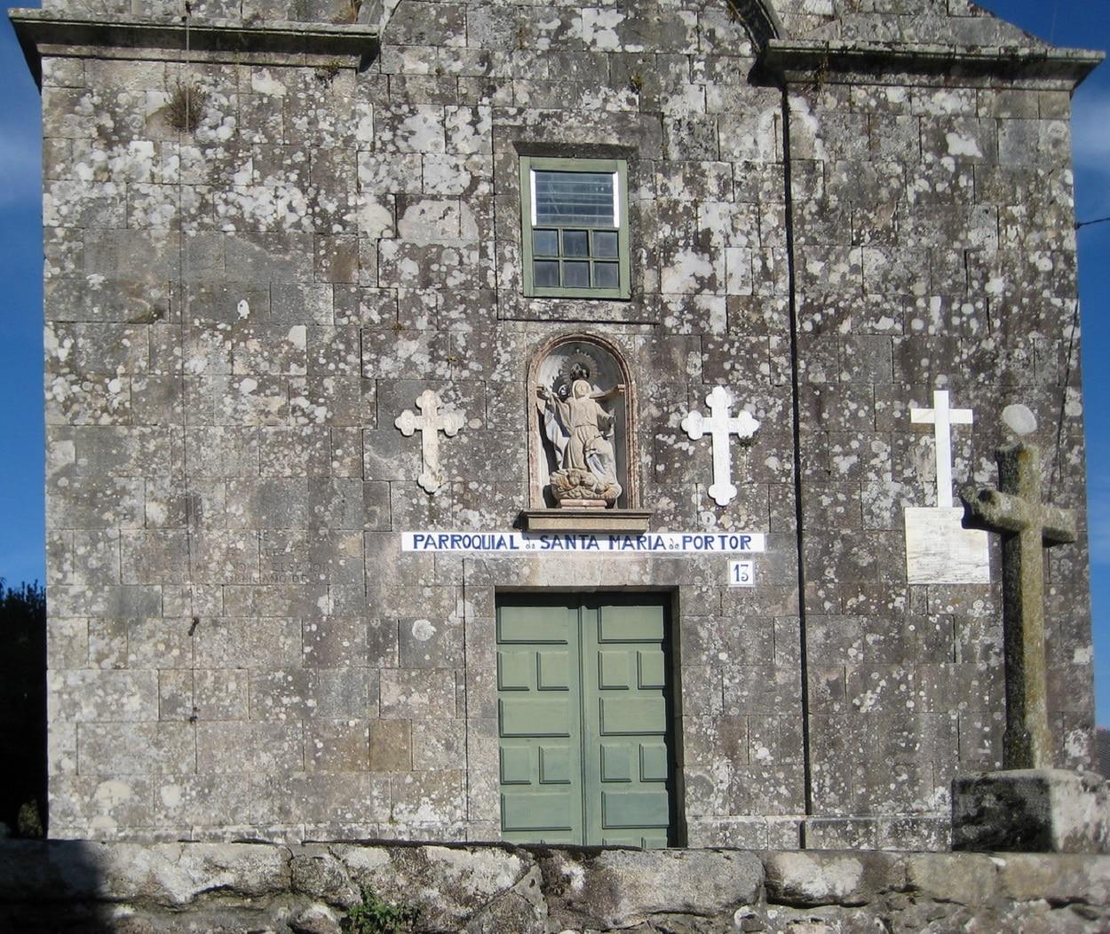 Santa María de Portor