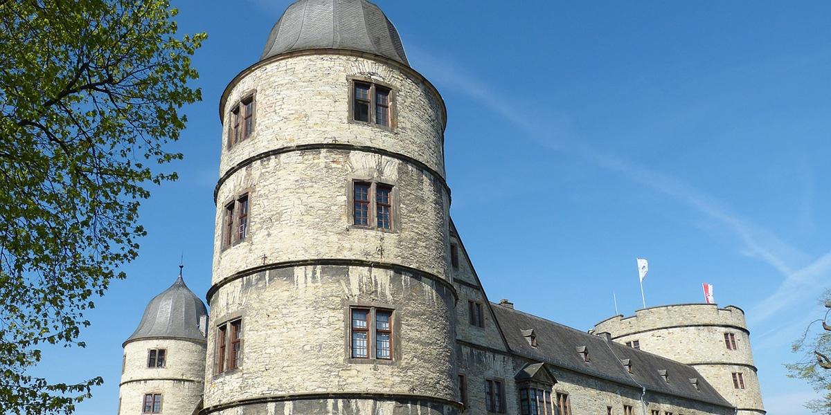 Castillo de Wewelsburg