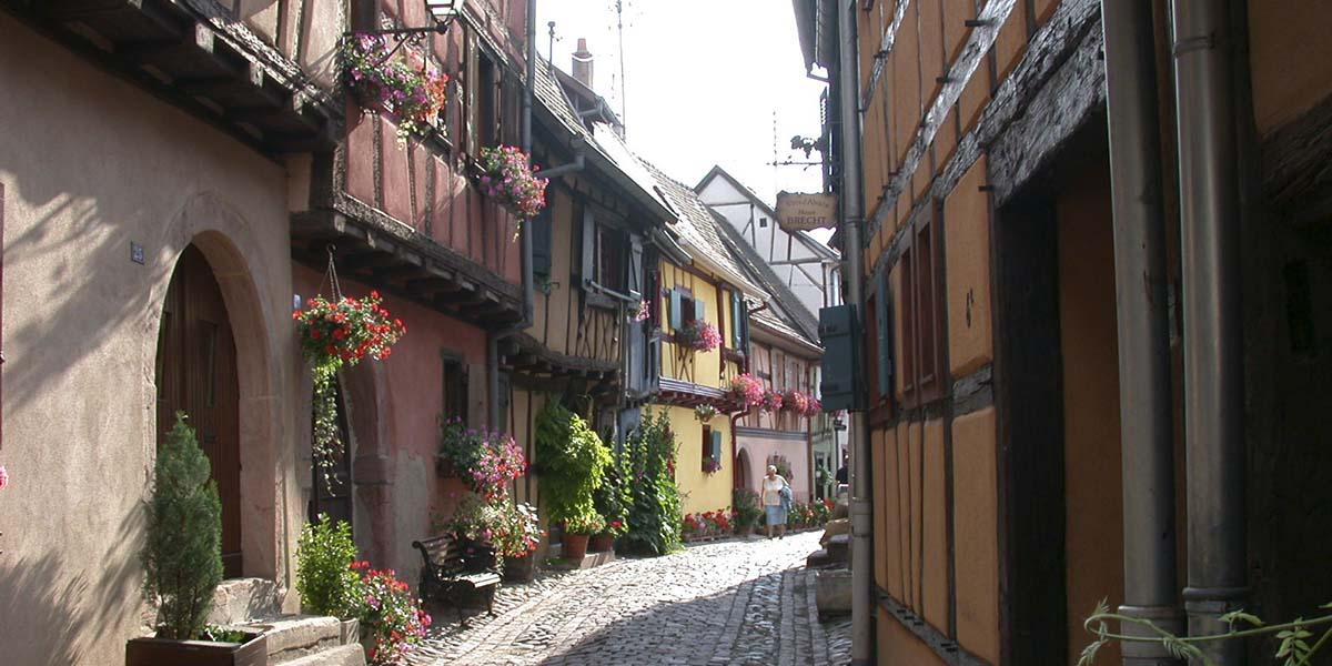 Calles de Eguisheim
