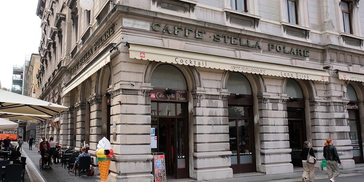 Cafés en Trieste