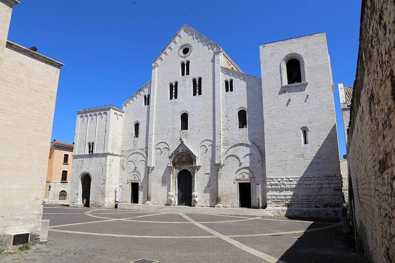 La basílica de San Nicola