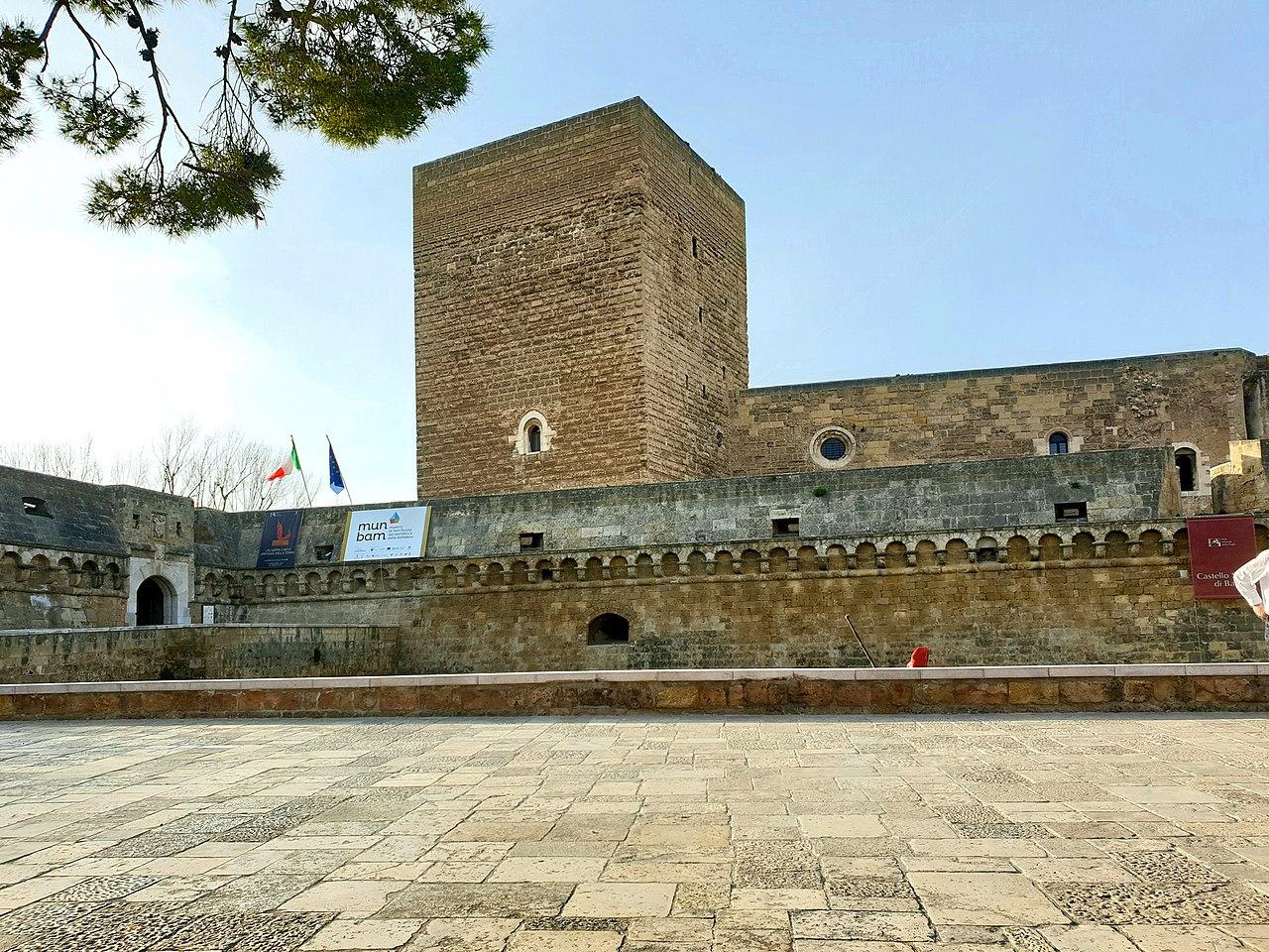 El castillo normando