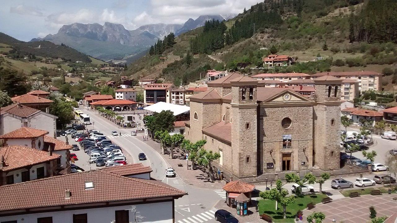 La iglesia de San Vicente