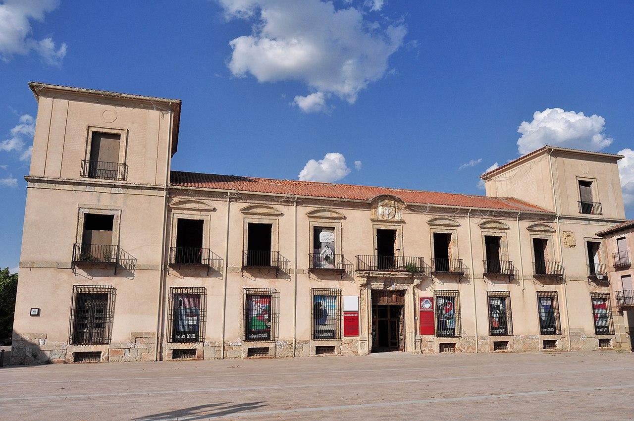 El Palacio Ducal de Medinaceli