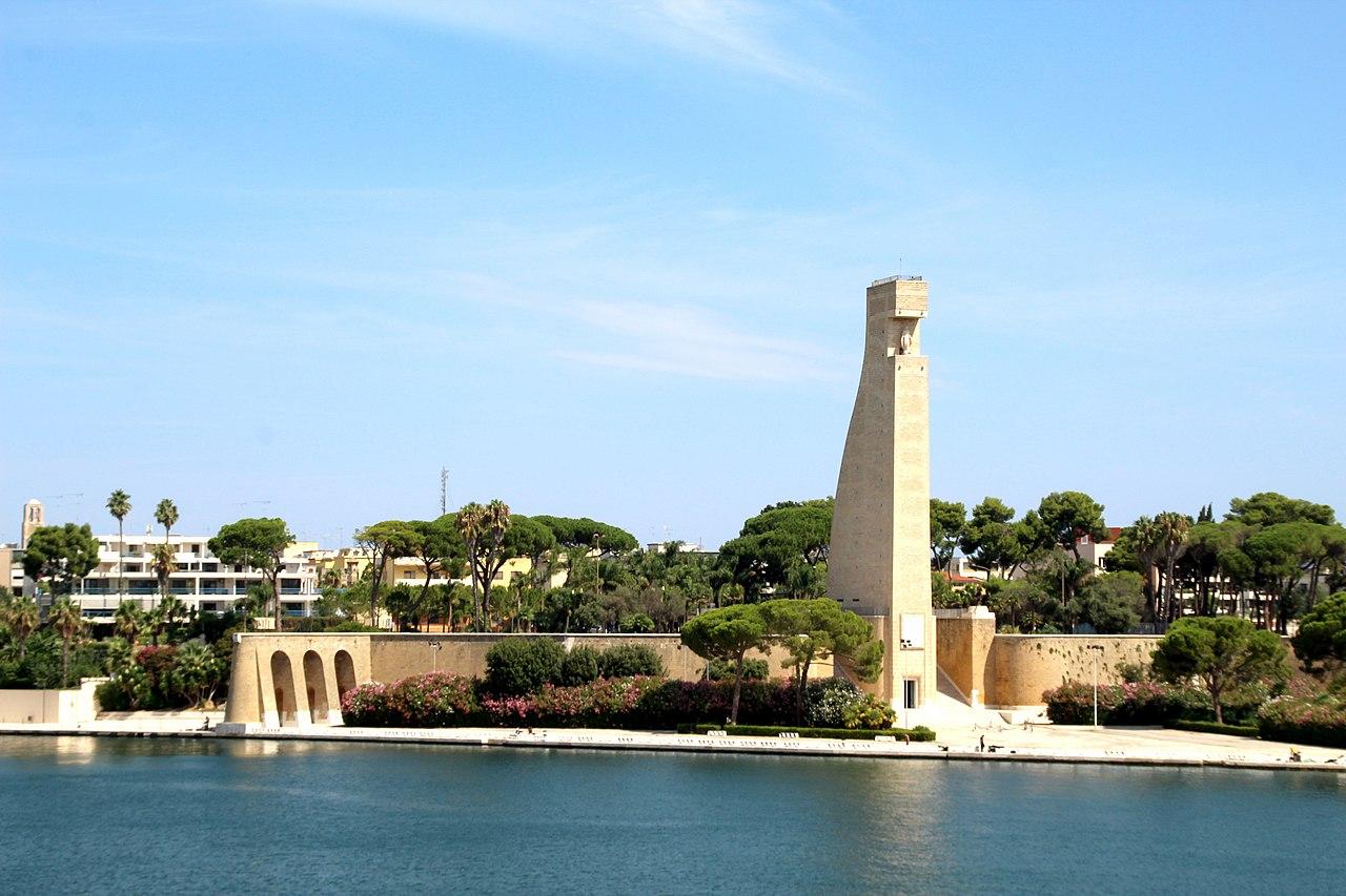 El monumento al Marinero