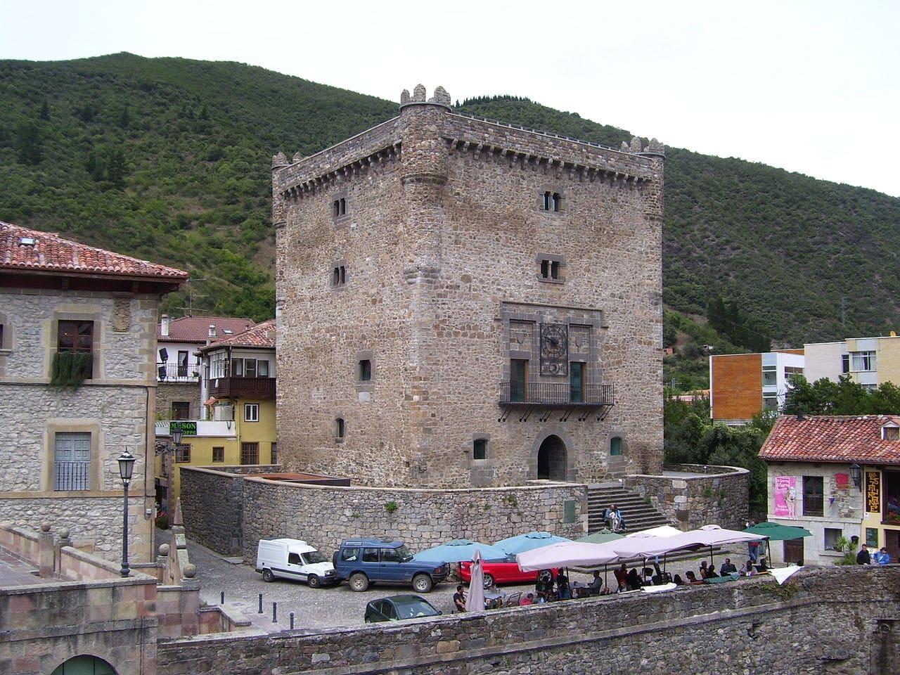 La Torre del Infantado