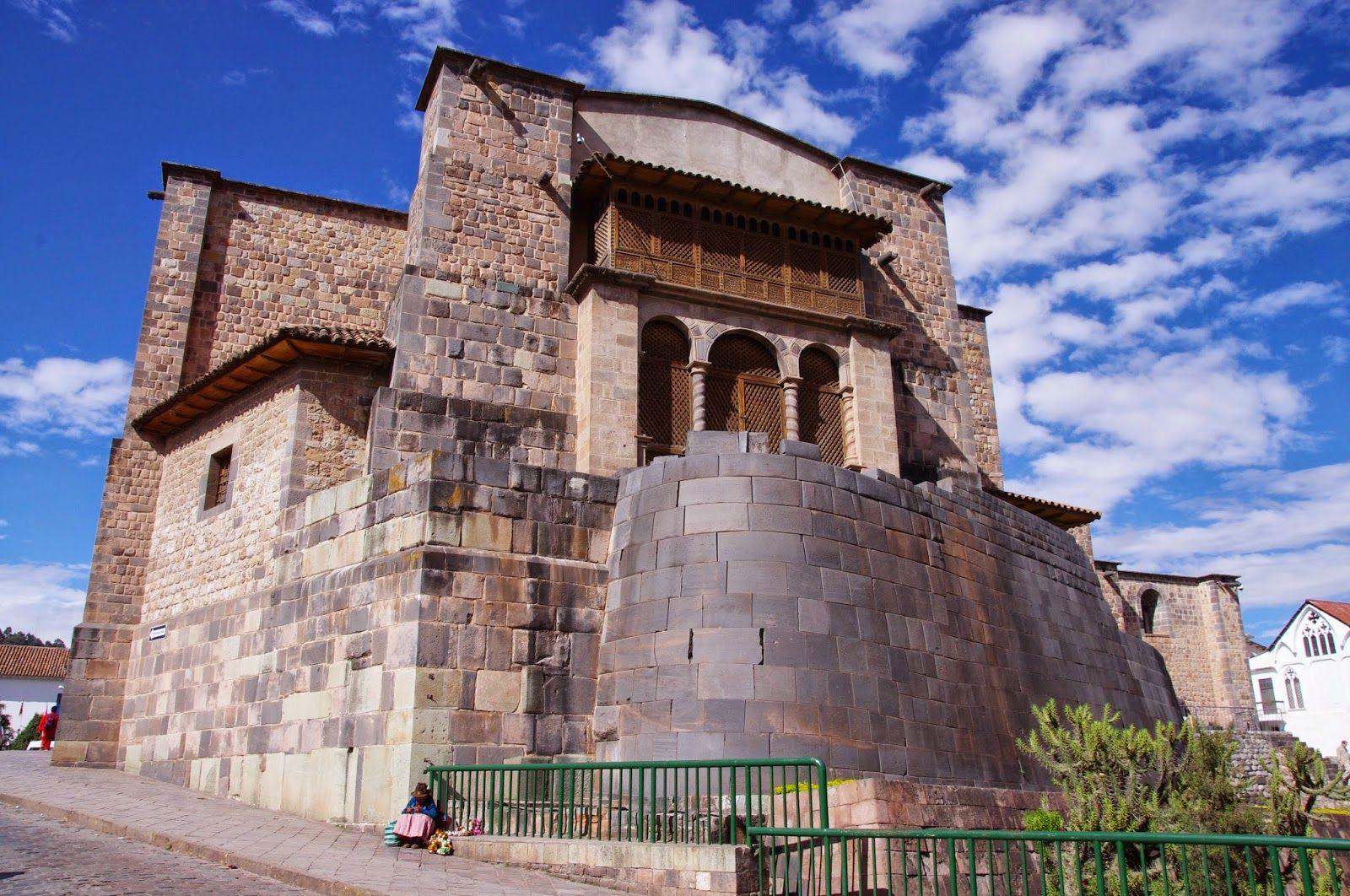 Convento de Santo Domingo Qorikancha en Cuzco