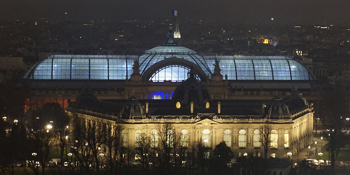 Grand Palais de Paris