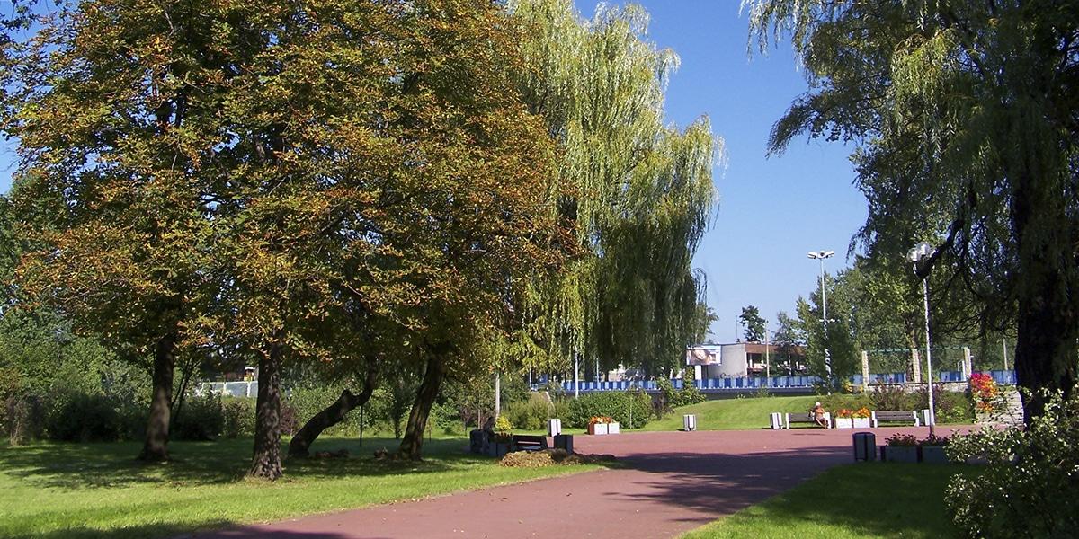 Parque de Katowice