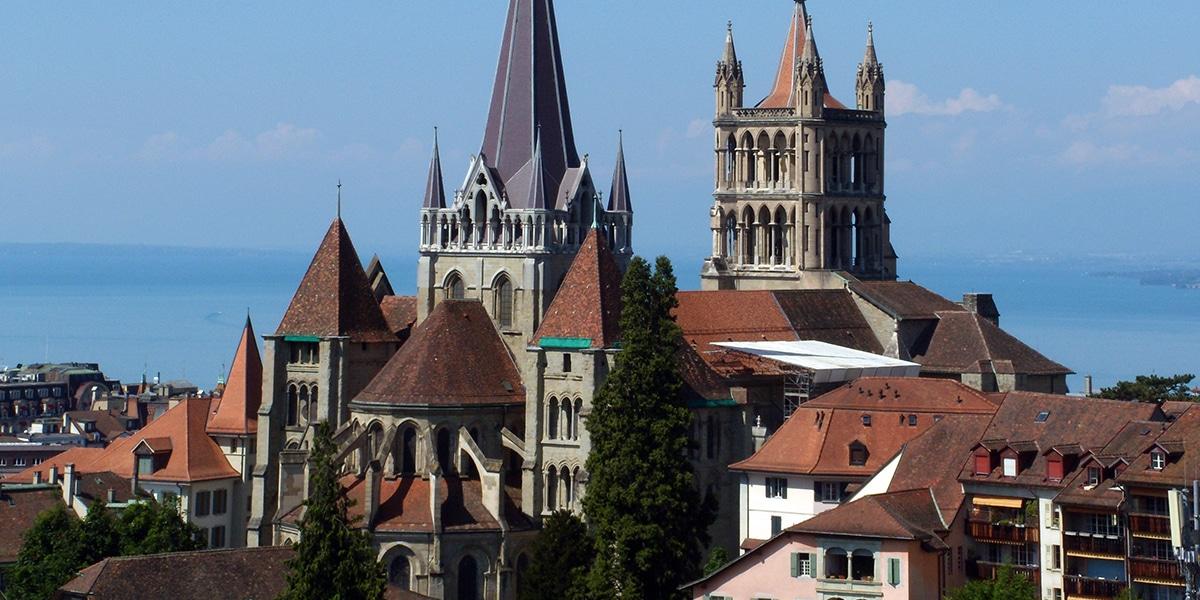 Catedral de Laussane