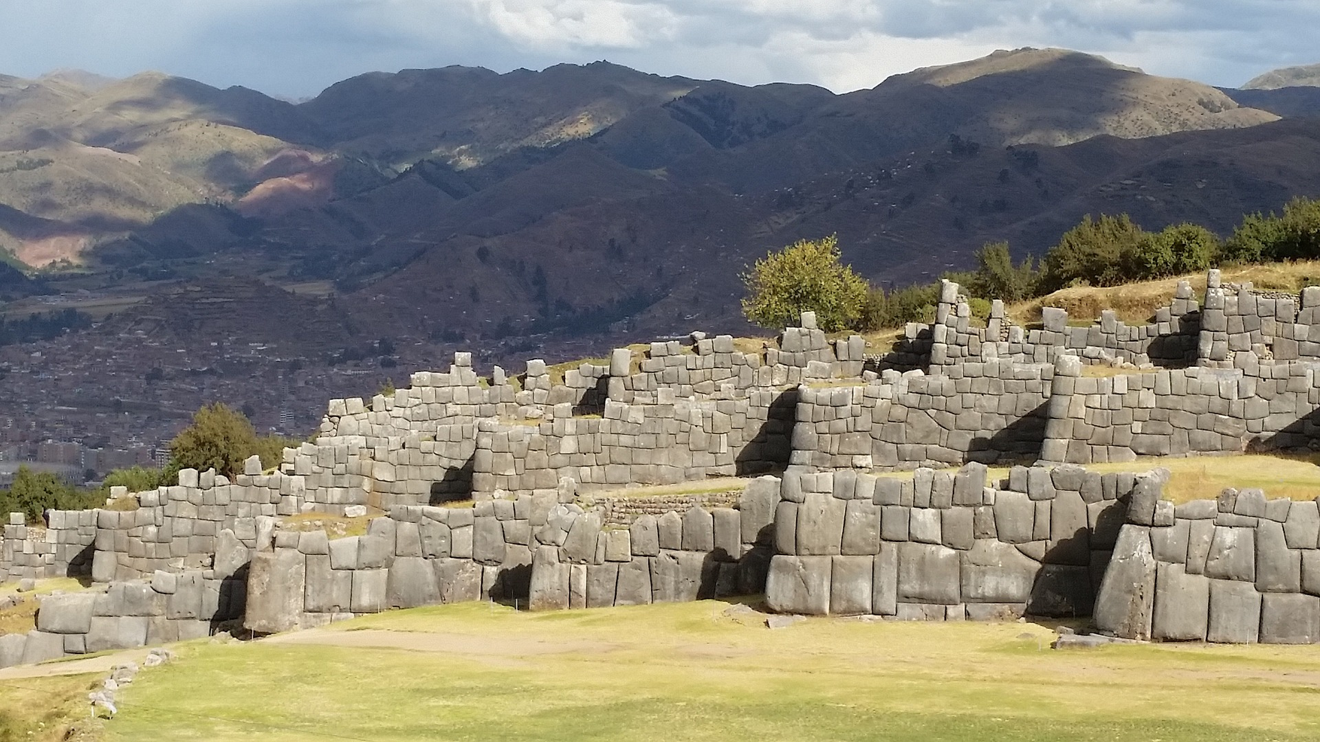 Ruinas de Ruinas de Sacsayhuamán