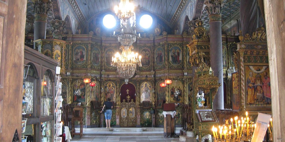 Iglesia de Plovdiv