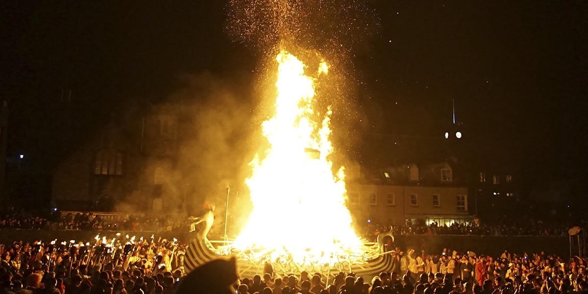 Festival vikingo