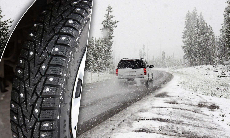 viajes en coche en invierno