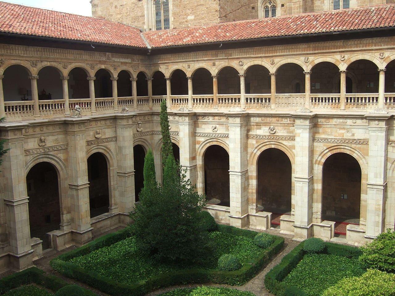 Claustro del convento de San Marcos