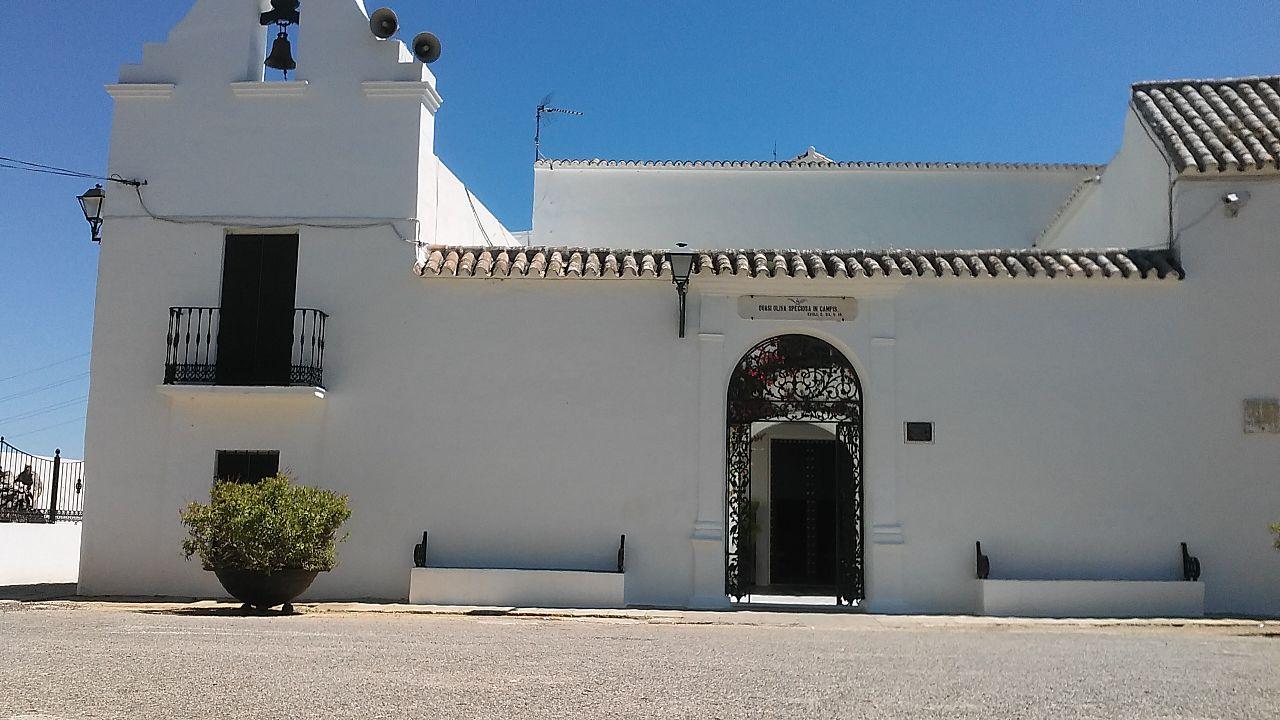 La ermita de Nuestra Señora de la Oliva