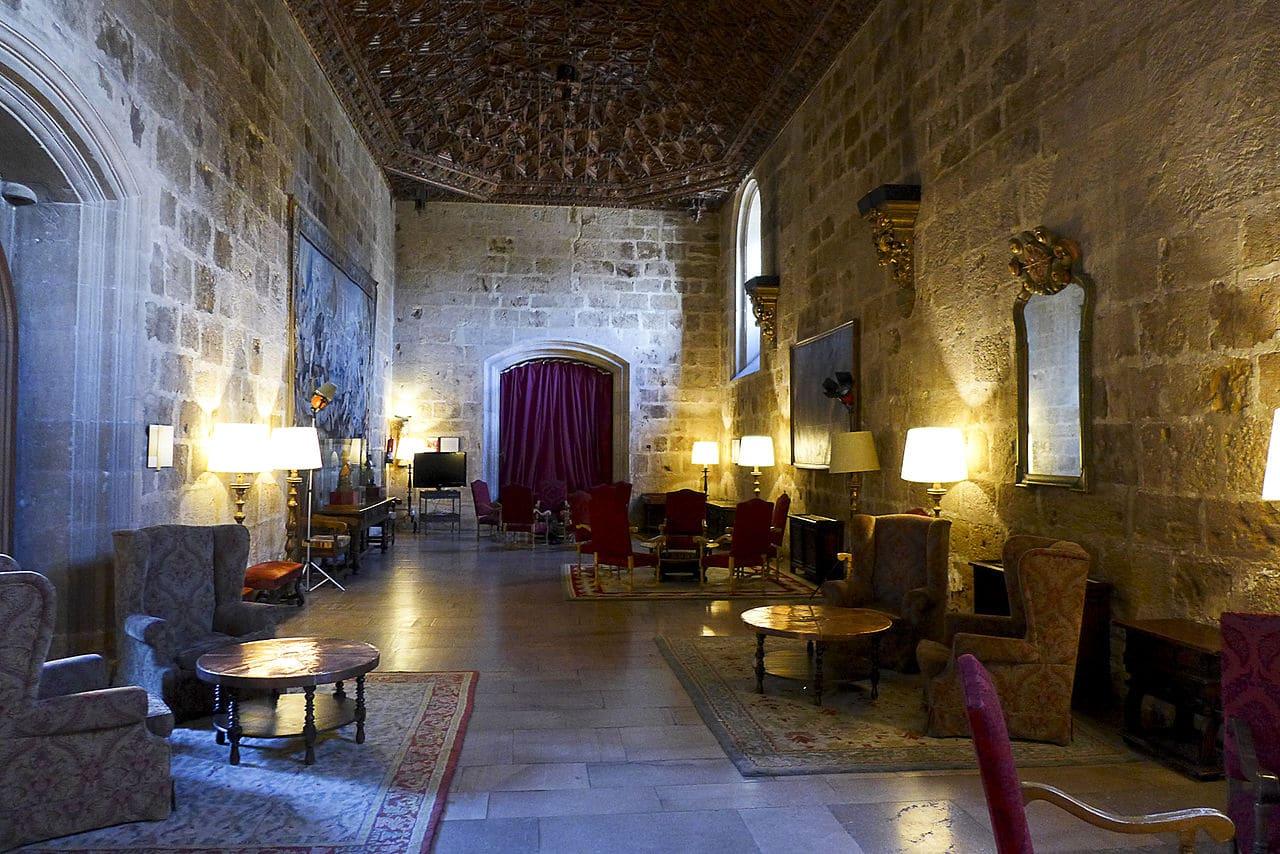 Interior del convento de San Marcos