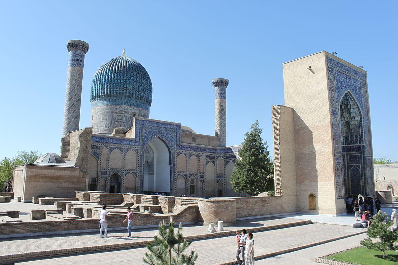 El mausoleo Gur-e-Amir