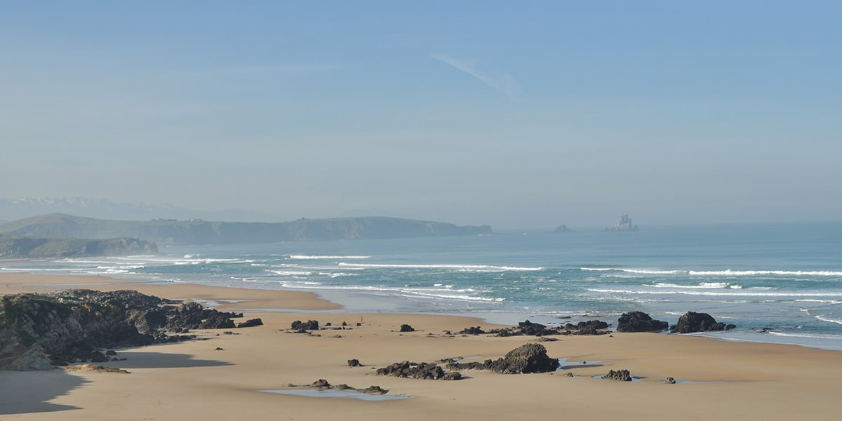 Playas de Liencres