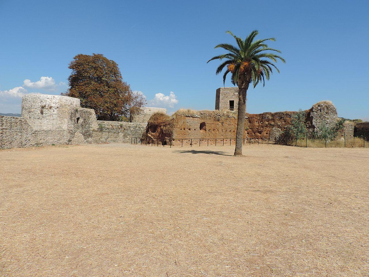 El castillo de Constantina