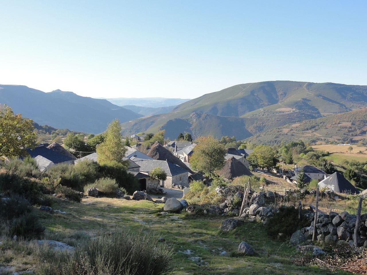 Vista de Los Ancares