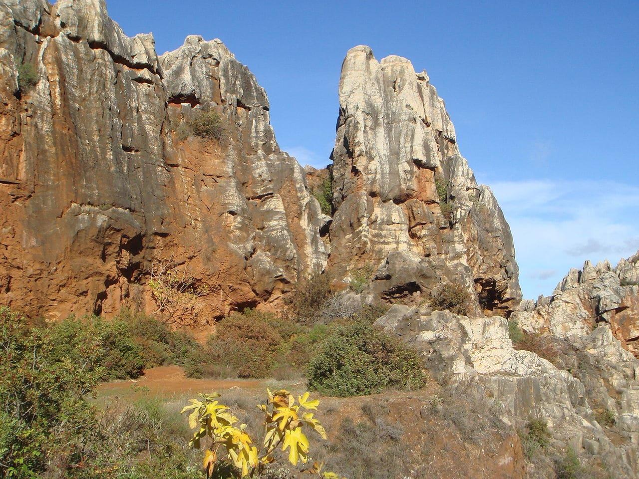 Vista del Cerro del Hierro