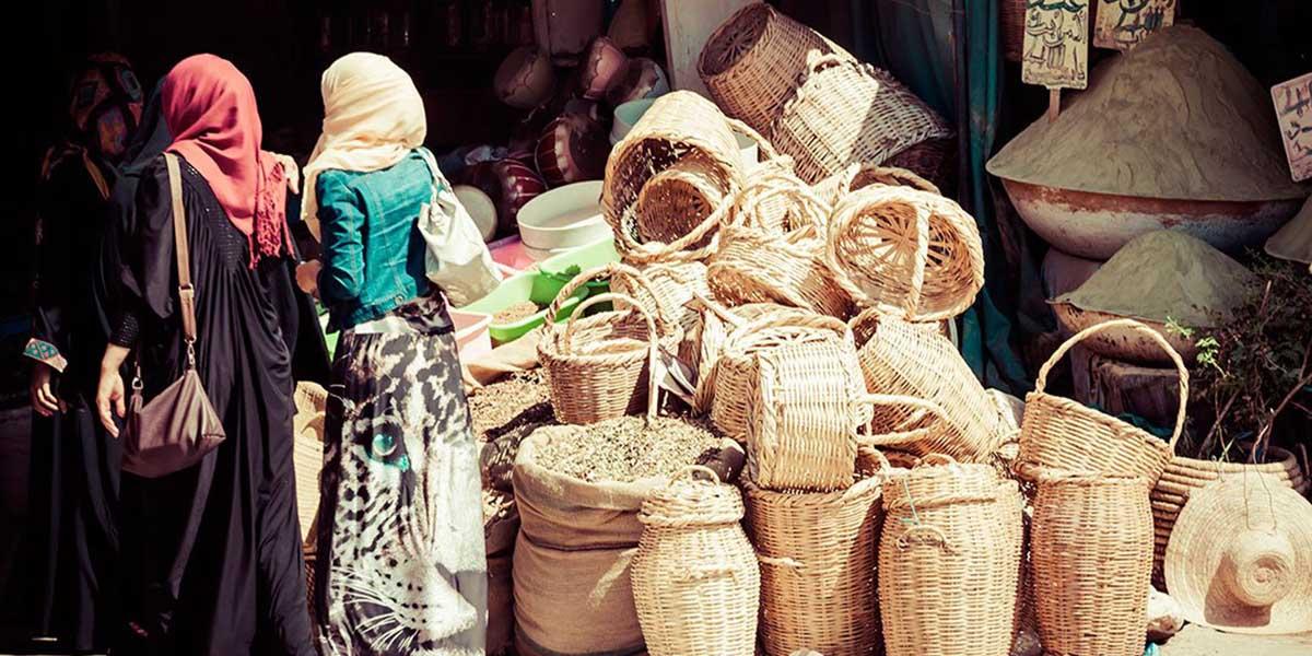 Vestimenta de Marruecos