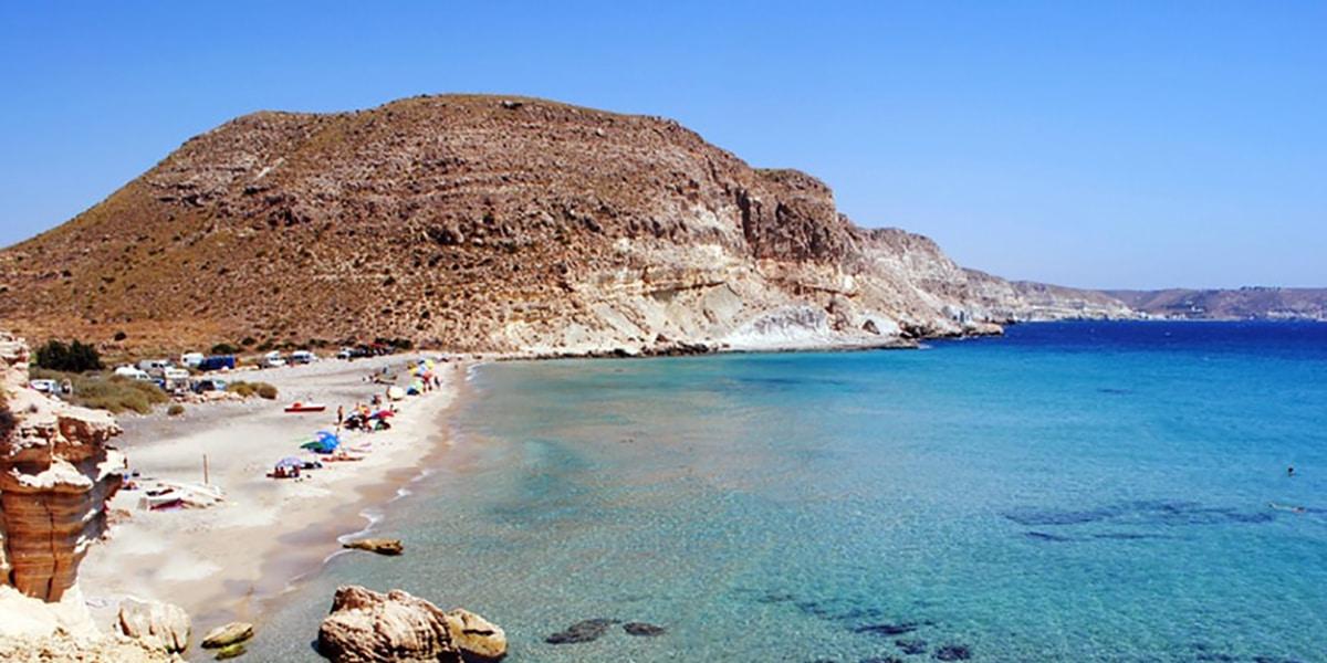 La Cala del Plomo en Almería