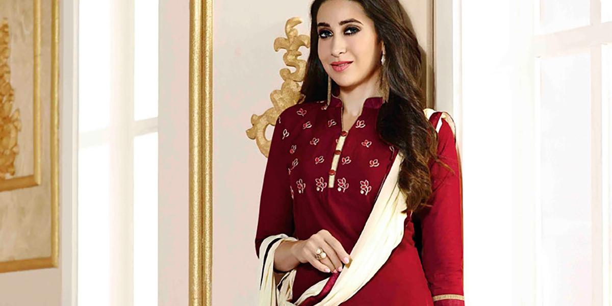 Vestimenta India de mujeres