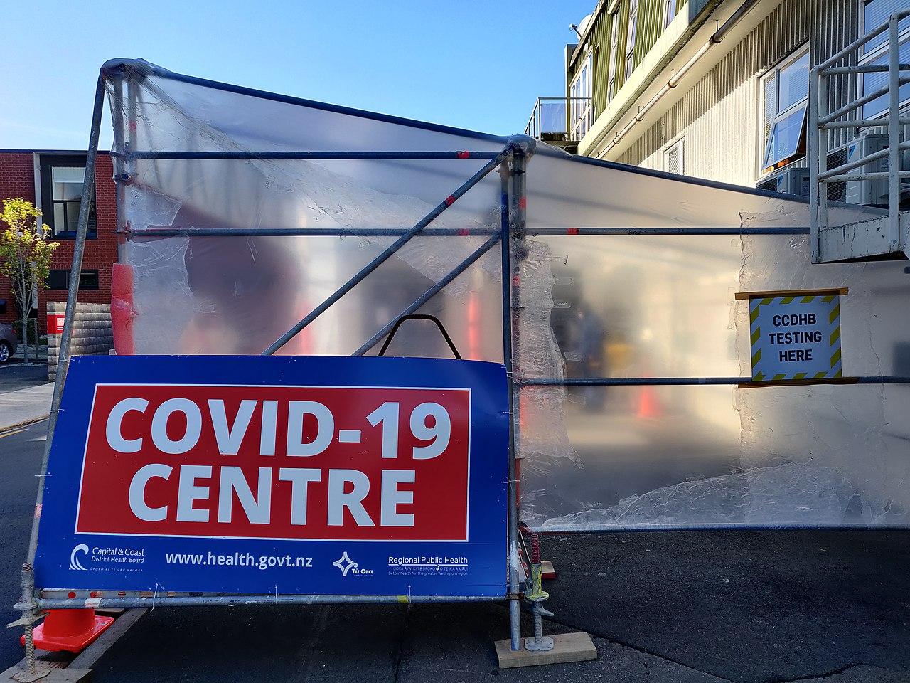 Centro de Covid-19