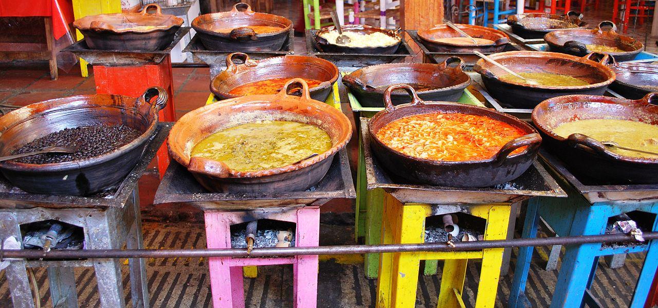 7 platos típicos de méxico