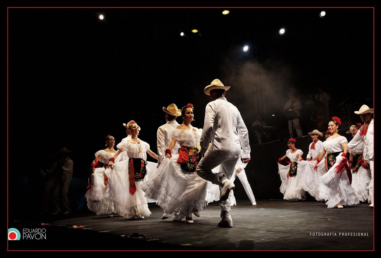 El baile jarocho