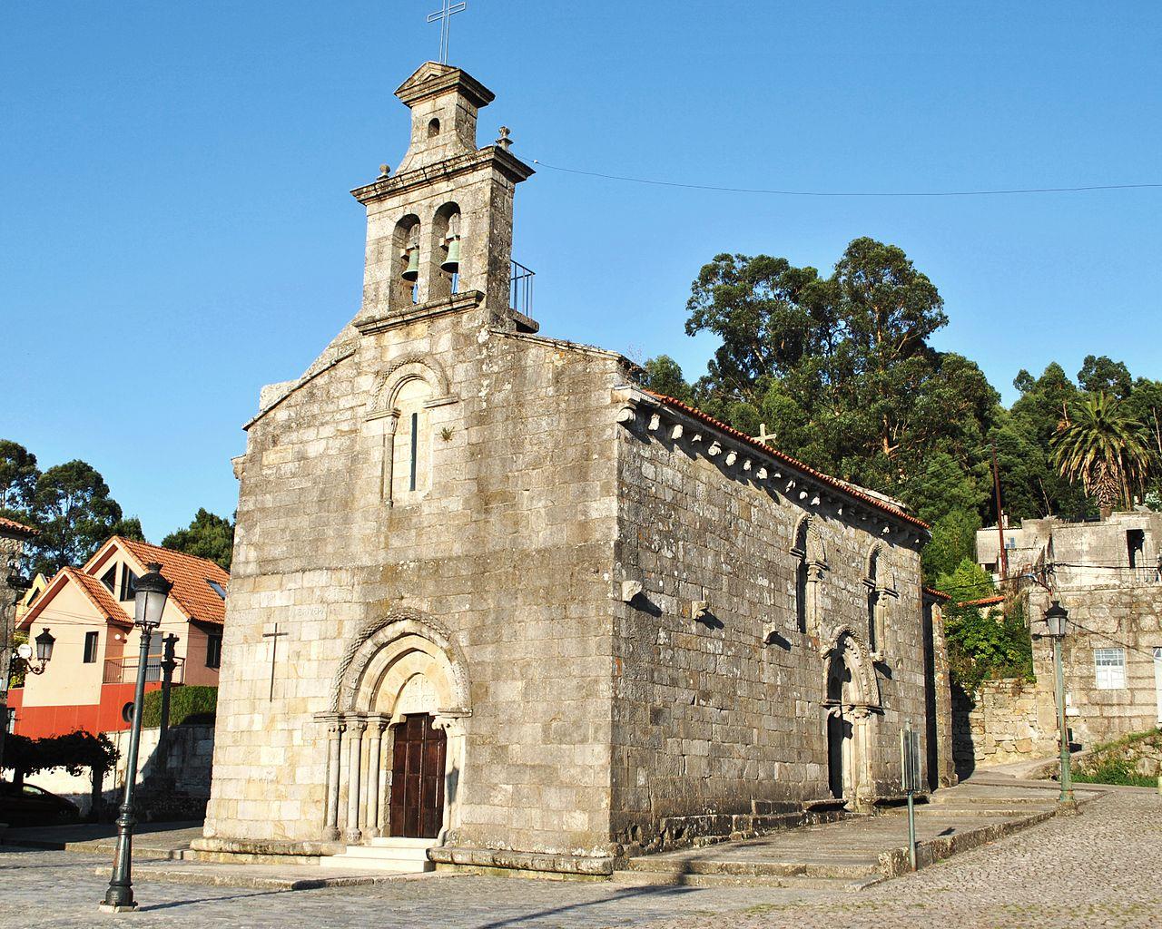 Santa María de Castrelos