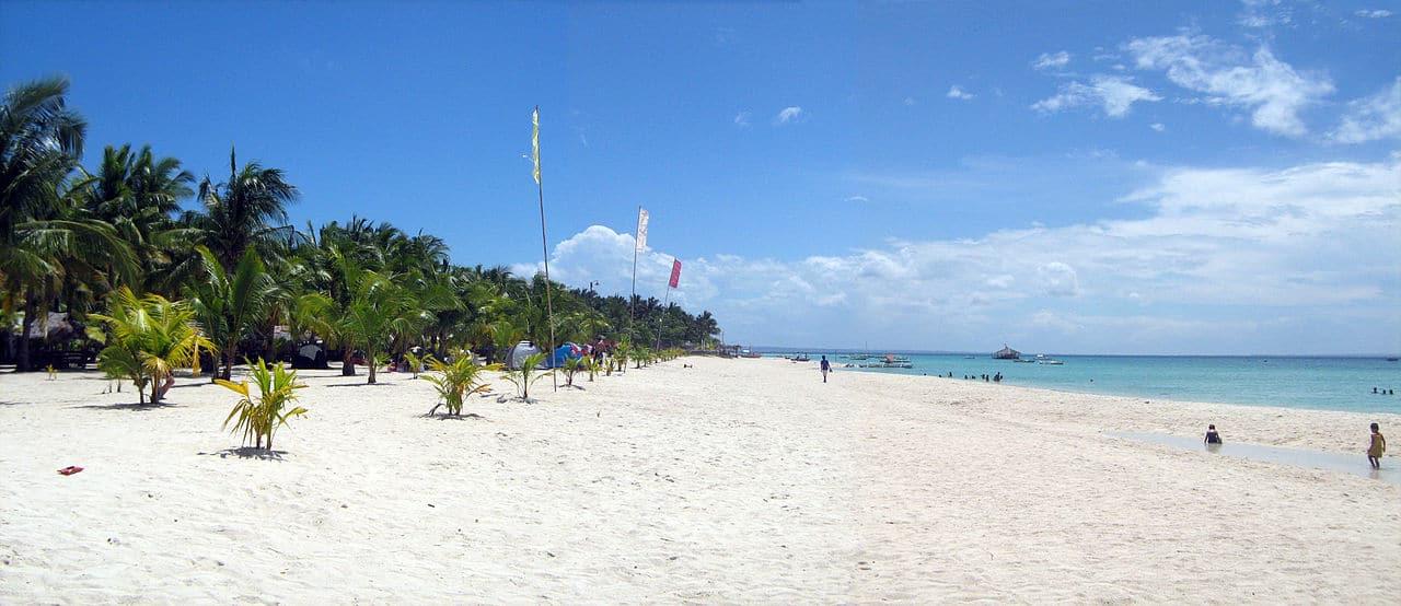 Playa en Bantayan