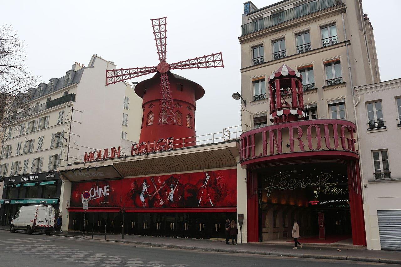 El Moulin Rouge