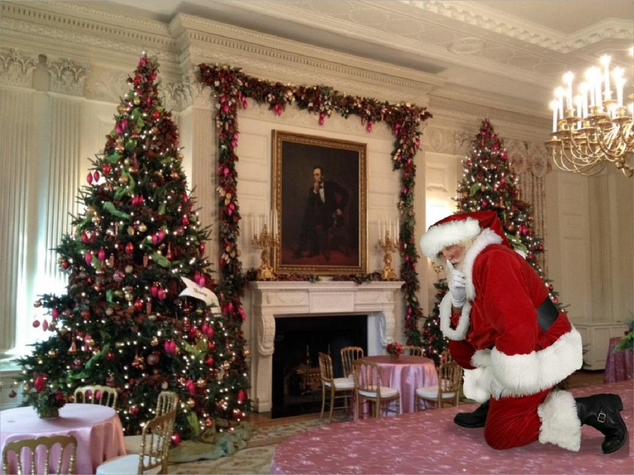 Un Santa Claus
