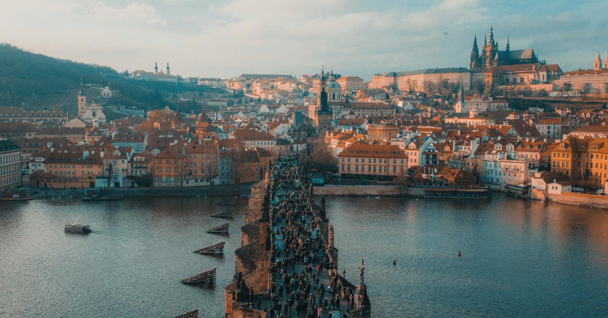 Praga turismo en República Checa