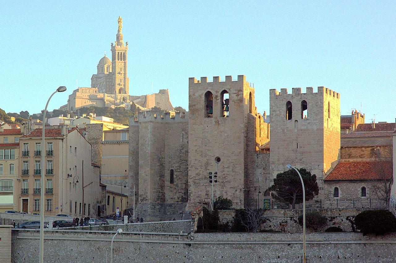 La abadía de San Víctor