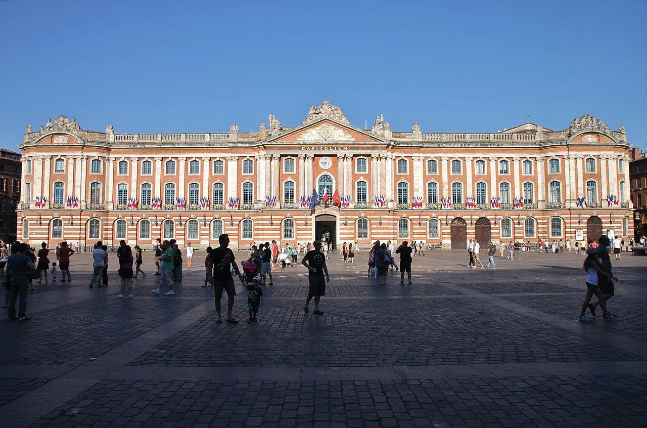 Ayuntamiento de Toulouse