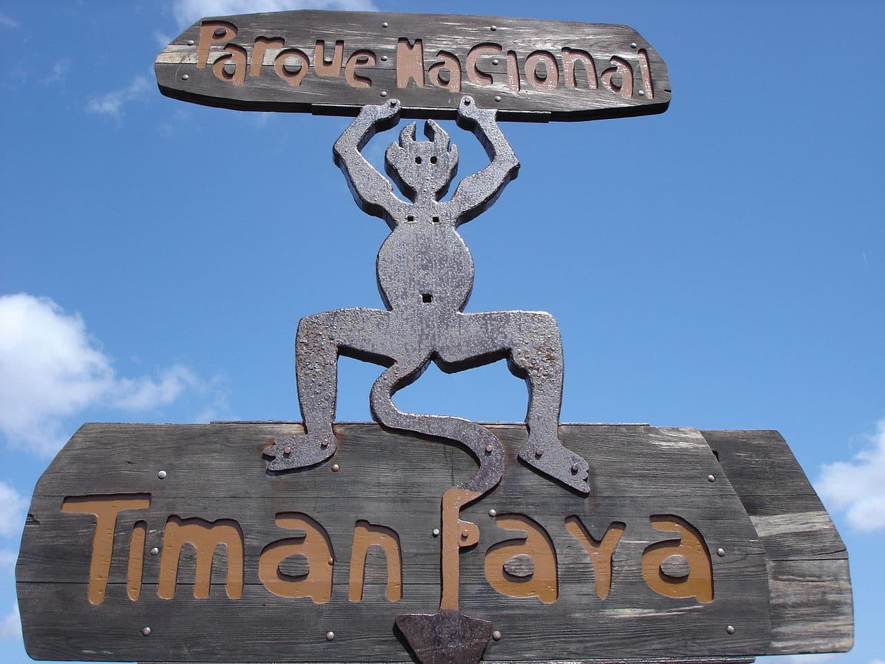 Diablo de Timanfaya