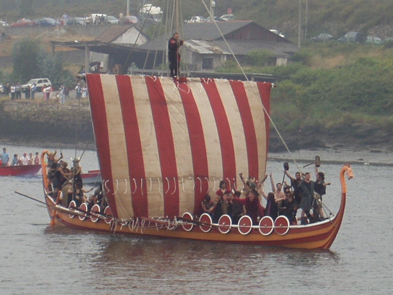 Romería vikinga