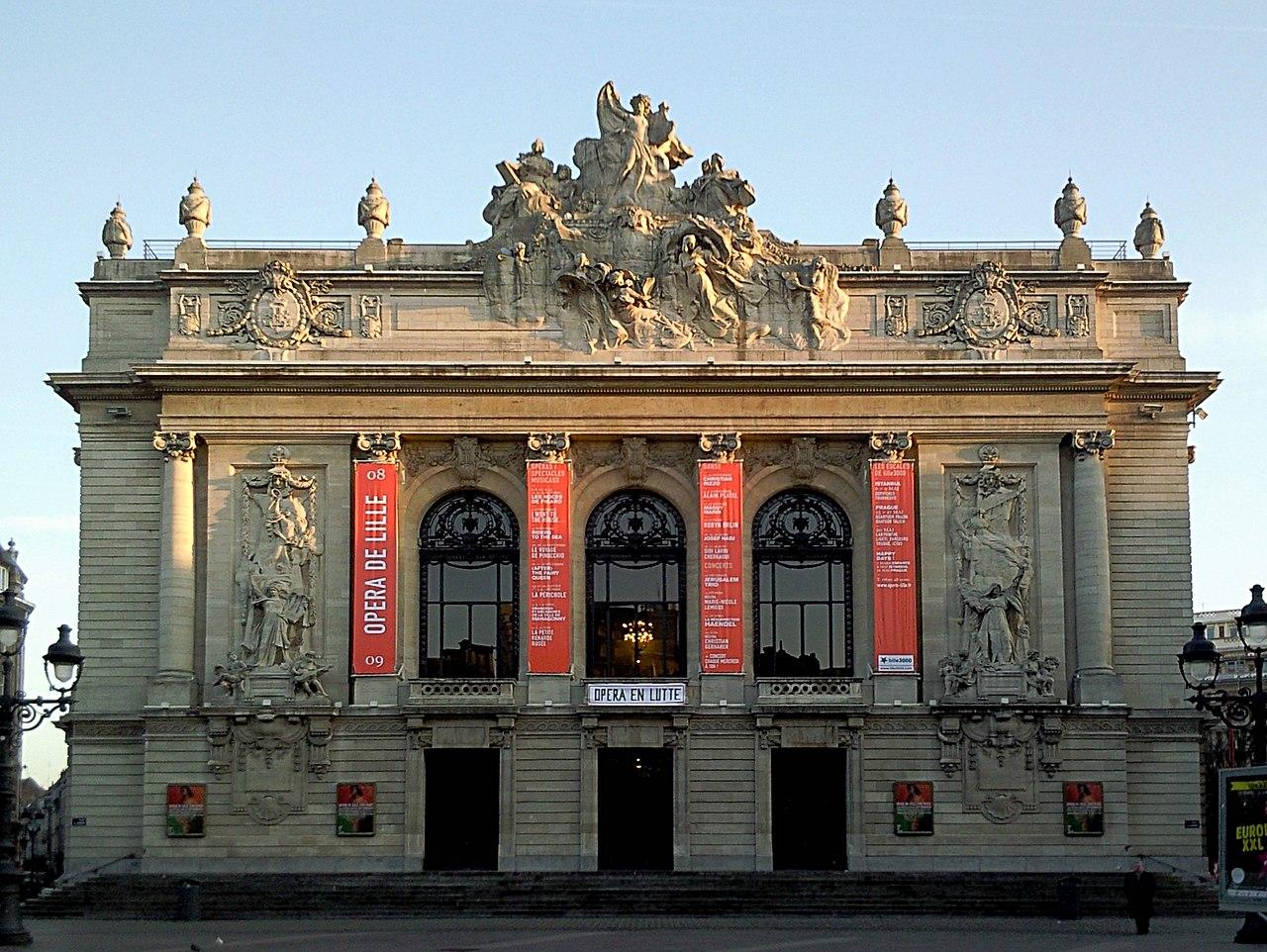 La Ópera de Lille