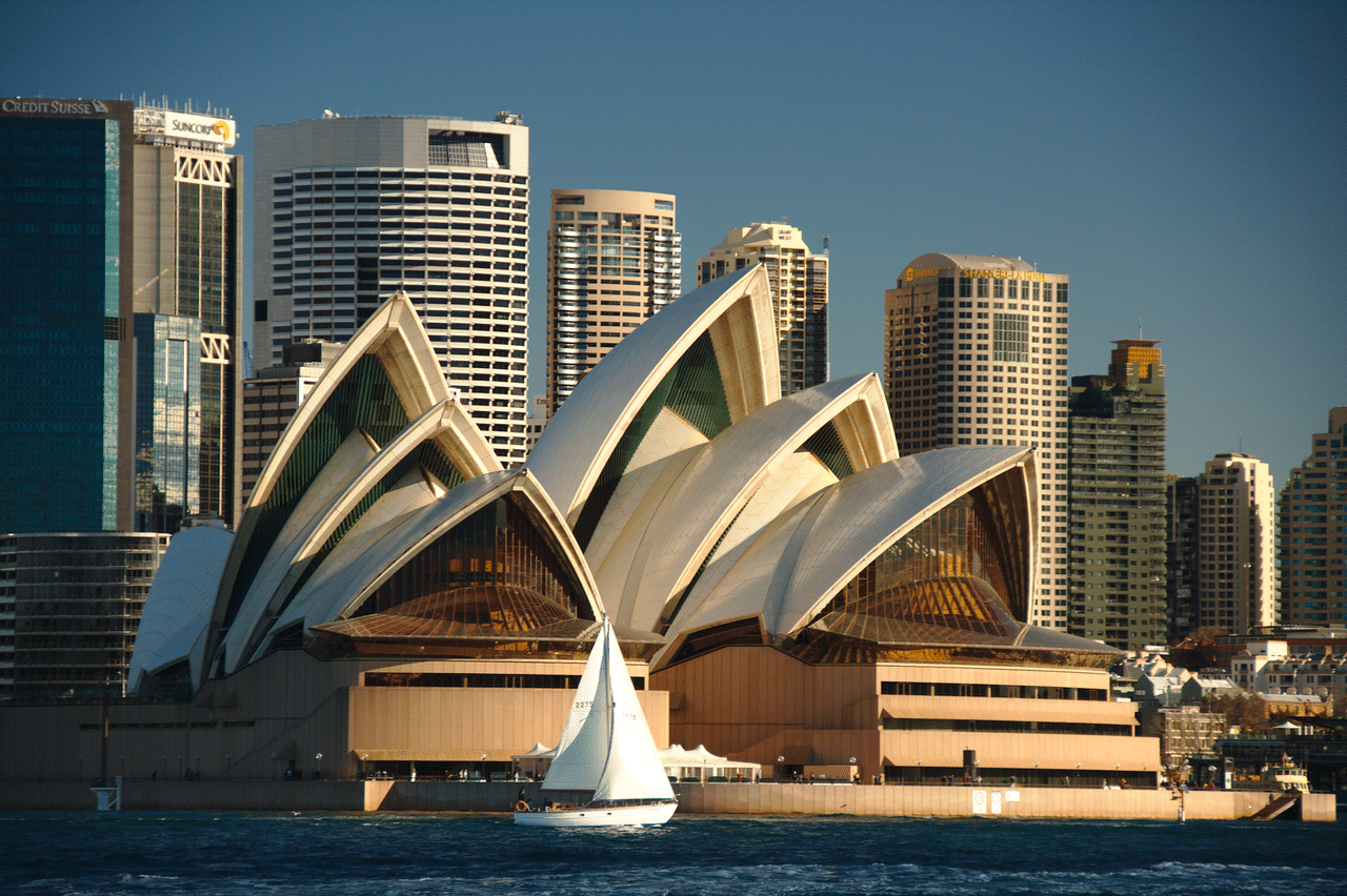 La Ópera de Sidney