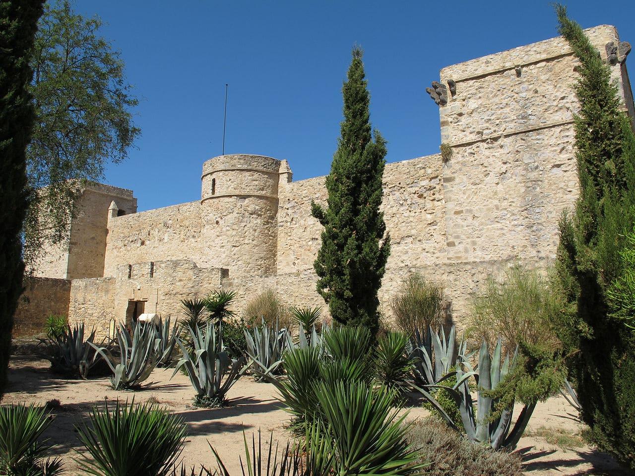 El castillo de Santiago