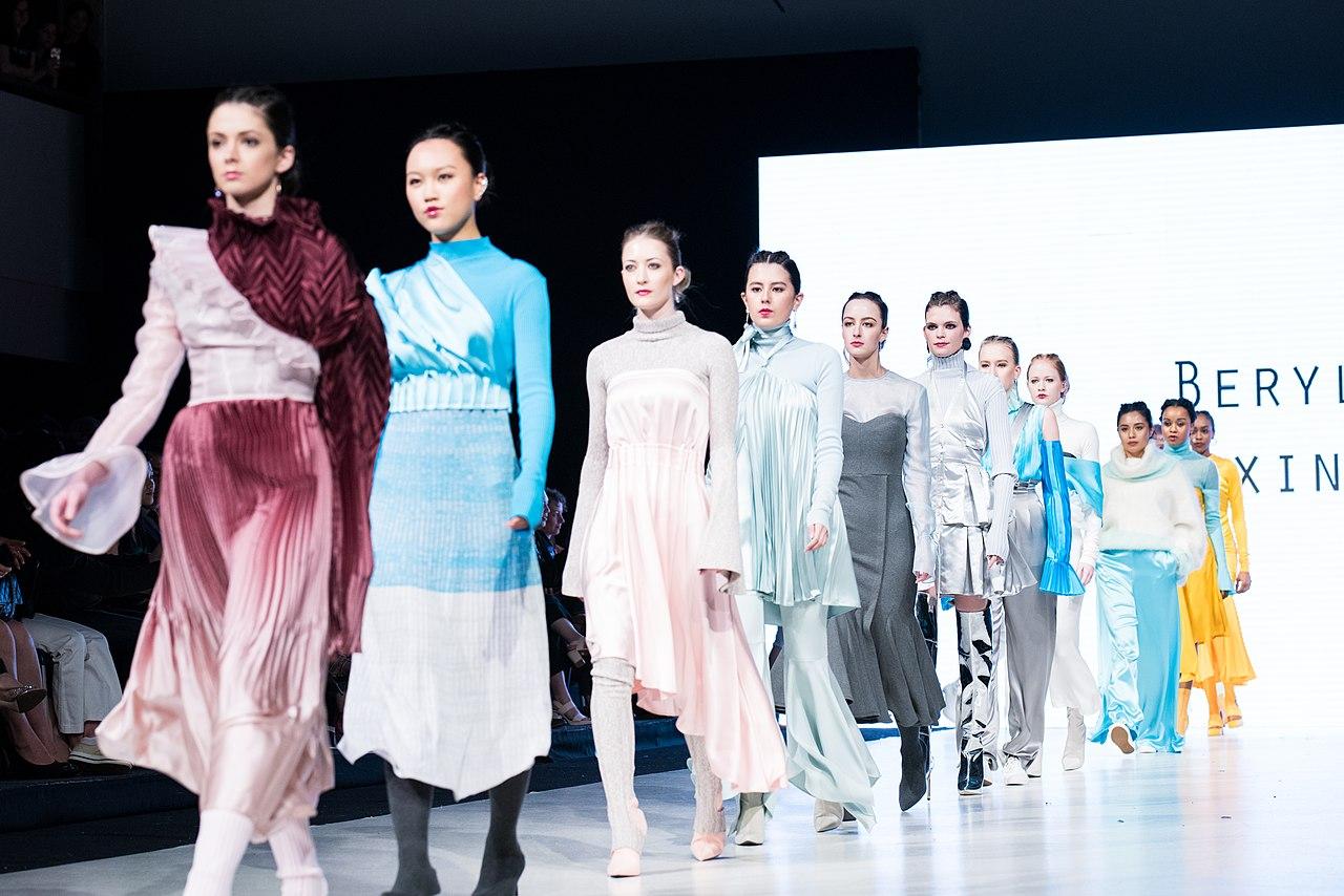 Desfile de moda