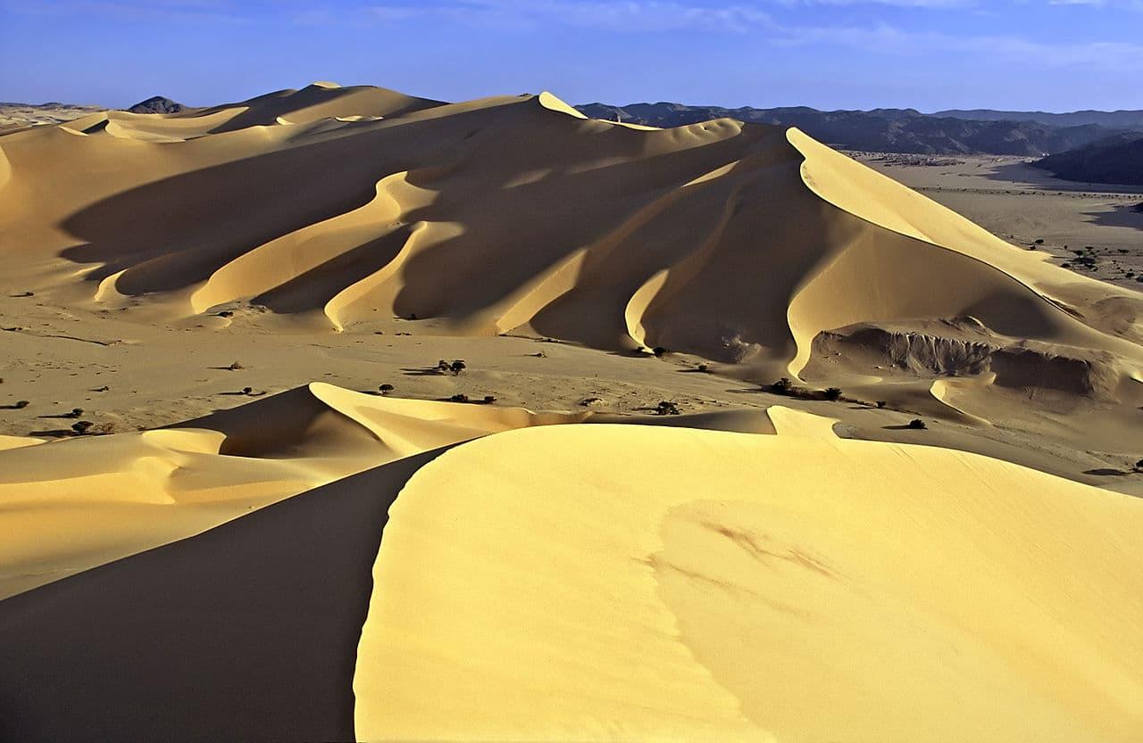 El desierto del Teneré